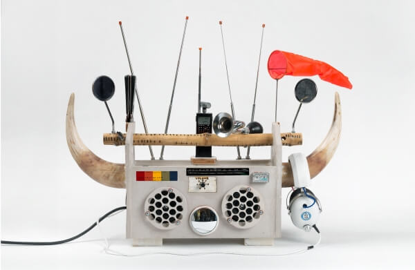 Music and Art: Tom Sachs's Boombox Perspective