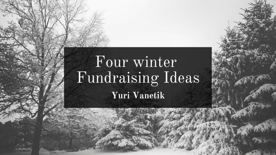 Four winter Fundraising Ideas