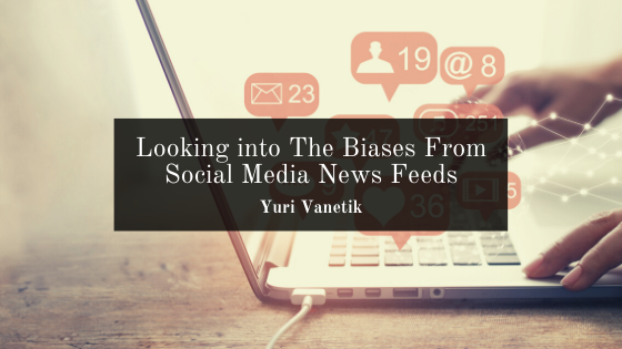 Looking into The Biases From Social Media News Feeds