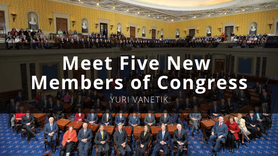 Meet Five New Members of Congress