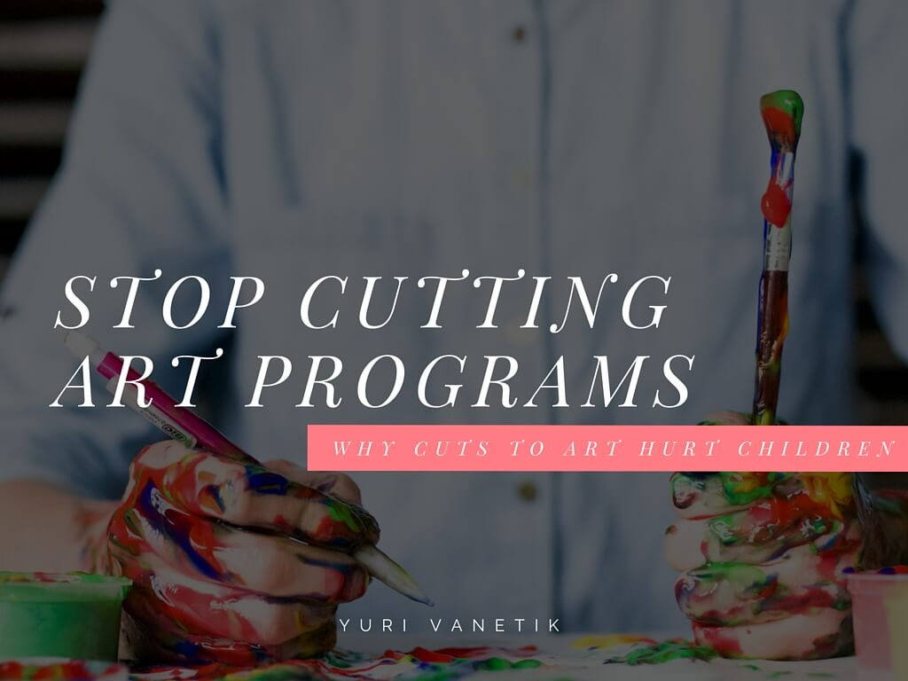 The Importance of Art Programs