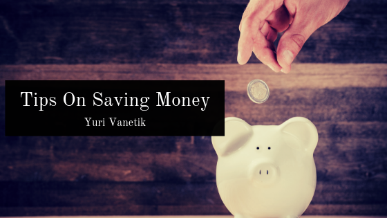 Tips On Saving Money