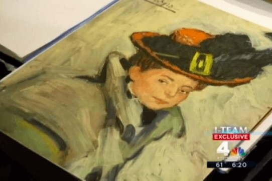 Staten Island Man Finds Picasso Worth $13M In Aunt's Crawlspace