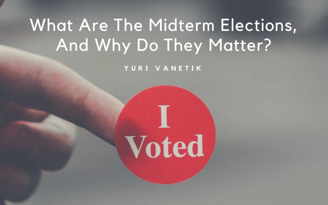 What Are The Midterm Elections, And Why Are They Important?