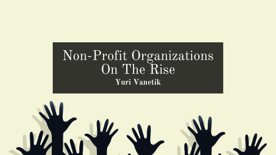 Non-Profit Organizations On The Rise