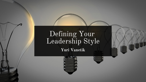 Defining Your Leadership Style