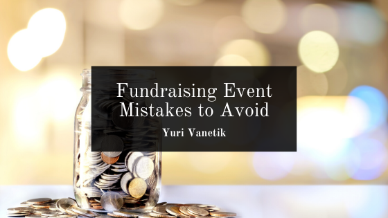 Fundraising Event Mistakes to Avoid